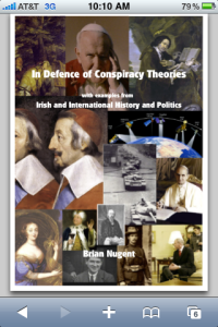 """In Defence of Conspiracy Theories"""